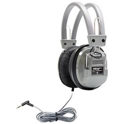 HamiltonBuhl Full-Size Stereo Headphones with Volume Control