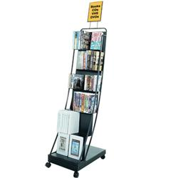 Multimedia Display Carts