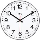 "Image of Standard 12"" Diameter Wall Clock"
