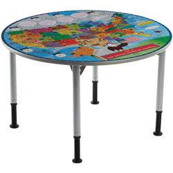 MityBilt USA Map Table