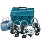 Image of Hamilton/Buhl™ CD/Tape/Radio Listening Center with Personal Earcup Headphones