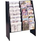 Image of Brodart BudgetMaster™ Extra-Wide Seven-Tier Magazine/Newspaper Displayers
