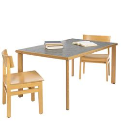 Brodart Endure Apronless Reading Tables