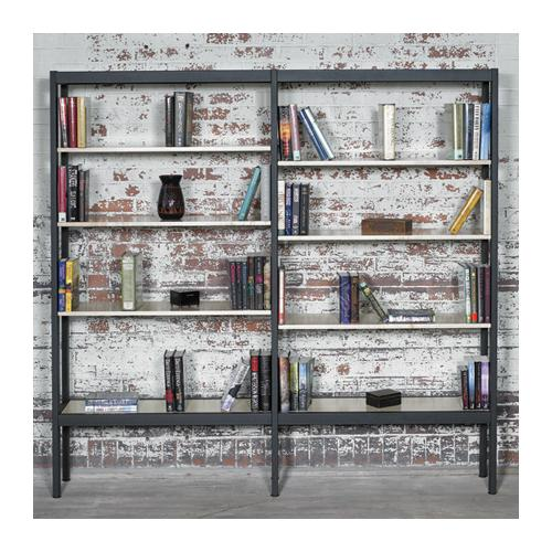 Brodart Solutions Fixed Display Shelving
