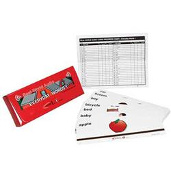 Califone® CardMaster™ Everyday Words Cards