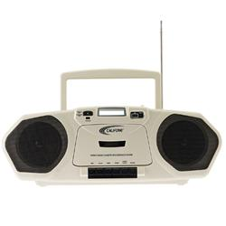 Califone® Music Maker™ Plus CD/Cassette Player/Recorder