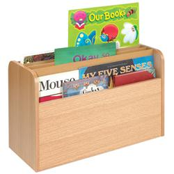 Brodart KidSpace Store-It-All Mobile Book Bin
