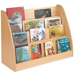 Brodart KidSpace Mobile Single-Sided Book Displayer