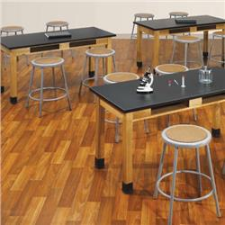 National Public Seating Science Lab Tables