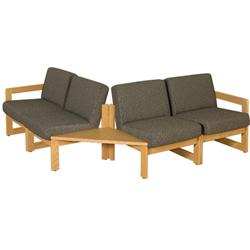 Brodart Caliber Modular Leg Base Lounge Seating