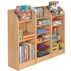 Image of Brodart KidSpace Six-Shelf Book Tower