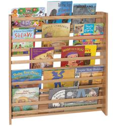 Brodart KidSpace Wall-Mounted Book Displayer