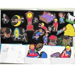 Mother Goose Flannelboard Story Package