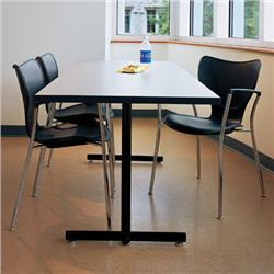KI® Portico™ Fixed-Leg Tables