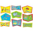 Image of Eureka® Dr. Seuss™ Classroom Rules Bulletin Board Set
