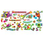 Image of Trend Enterprises Frog-Tastic Mini Bulletin Board Set
