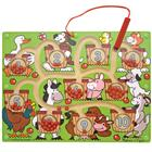 Image of Melissa & Doug  Magnetic Number Maze