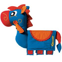 Wesco® 3D Blue Horse Costume