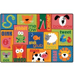 Carpets for Kids® Animal Sounds