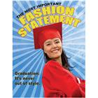 Image of Fashion Statement Stay in School Poster