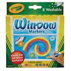 Image of Crayola Washable Window Markers