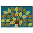 Image of Carpets for Kids® Owlphabet Tree