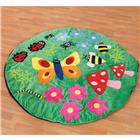 Image of Kalokids™ Back to Nature™ Giant Meadow Snuggle Mat™