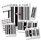 "Image of Opening The Book ""Take a Risk"" Graphic Package"
