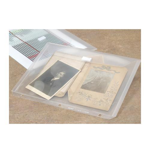 Itoya® Letter Side-Loading Archival-Safe PolyEnvelopes