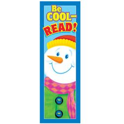 Trend Enterprises Be Cool Read! Bookmarks