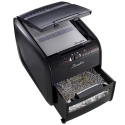 Swingline® Stack-and-Shred™ 60X Auto-Feed Shredder