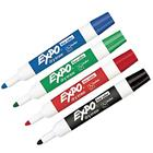 Image of Expo Bullet-Tip Dry Erase Low-Odor Markers