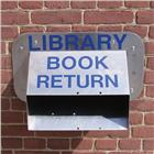 Image of EZ-51 Thruwall Library Return