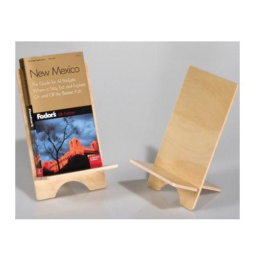 Plywood Book Stands