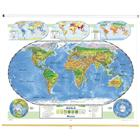 Image of Nystrom Land Cover World Map