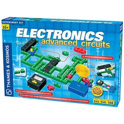 Thames & Kosmos Electronics: Advanced Circuits