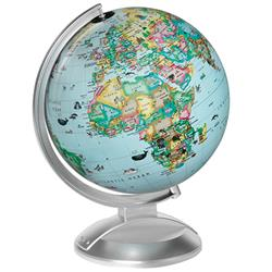 Replogle Illuminated Globe 4 Kids