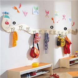 Gressco HABA® Bookworm Coat Rack