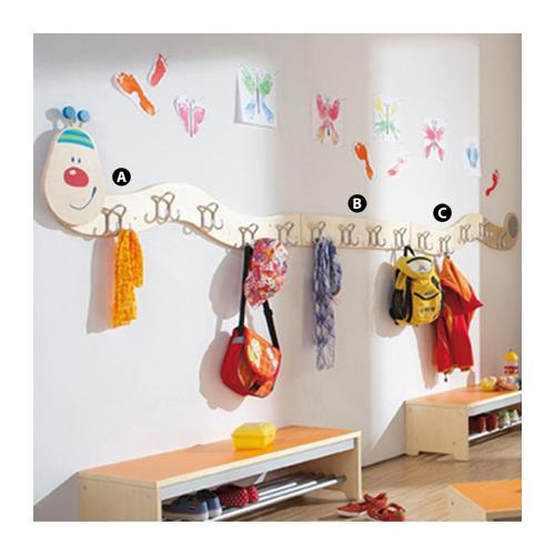 HABA Bookworm Coat Rack
