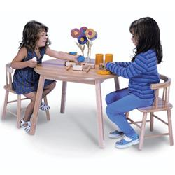 Whitney Bros. Maple Table and Chair Set