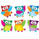 Image of Trend Enterprises Owl-Stars!™ Mini Accents®