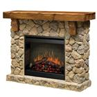 Image of Dimplex® Fieldstone Electric Fireplace