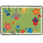 Image of Carpets for Kids® Kid$ Value Rugs™ Garden Time