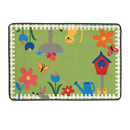 Carpets For Kids Kid Value Rugs Garden Time