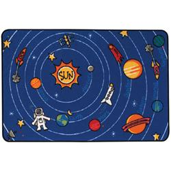 Carpets for Kids® Kid$ Value Rugs™ Spaced Out