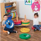 Image of Kalokids™ Kalocolor™ Donut Cushion & Cart Set
