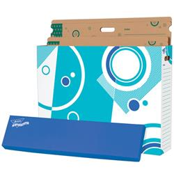File n Save System® Blue Chart Storage Box