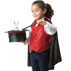 Melissa & Doug Magician Role Play Costume