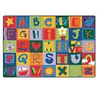 Image of Carpets for Kids® Alphabet Blocks Carpet