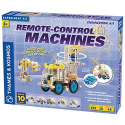 Thames & Kosmos Remote-Control Machines: Consruction Kit